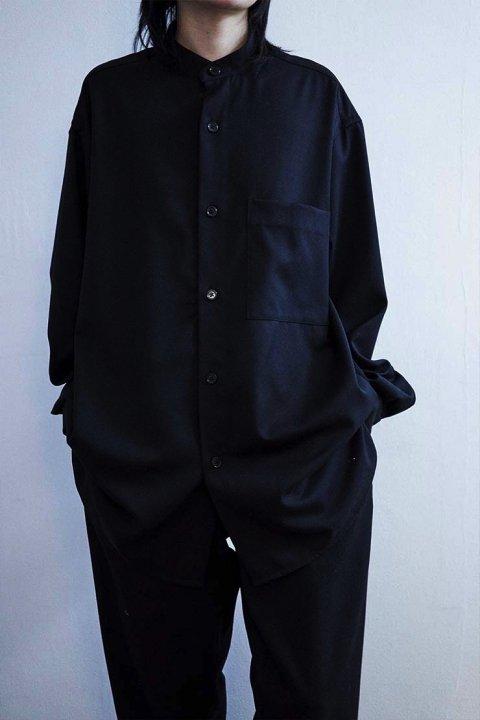 Super120 Bandcoller Shirt