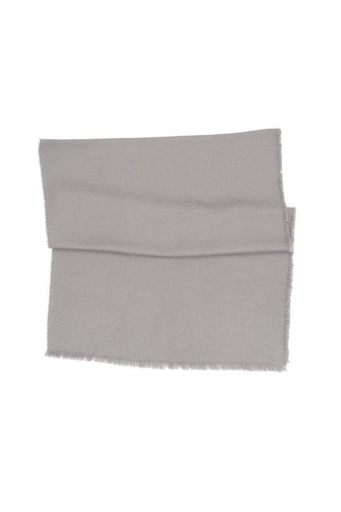 Silk Wool Kersey Stole