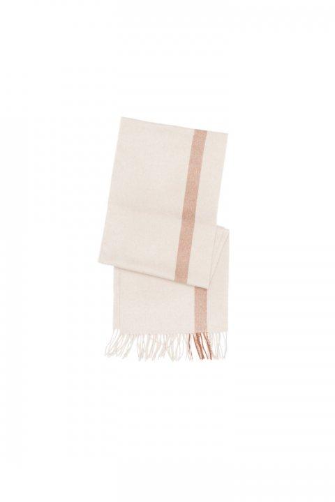 Cashmere Stripe Muffler (Small)