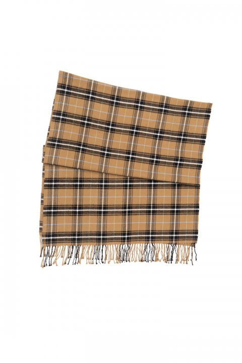 Pima Cotton Alpaca Flannel Stole