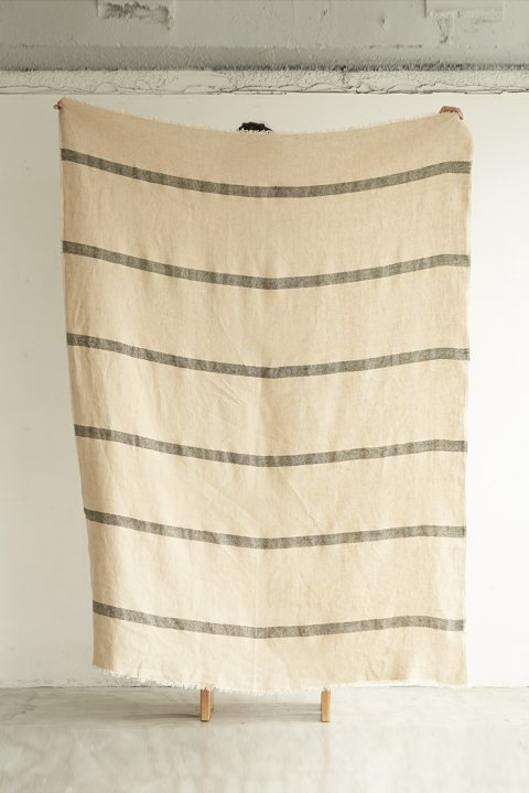 Linen Canvas Rug Big