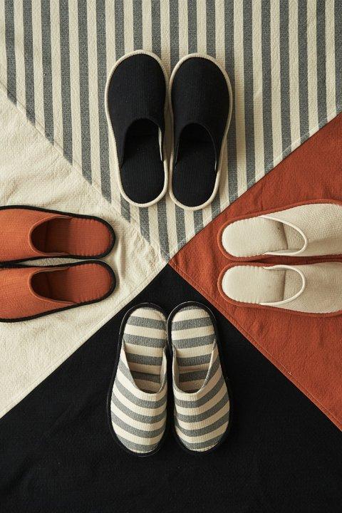 Sashiko Slippers