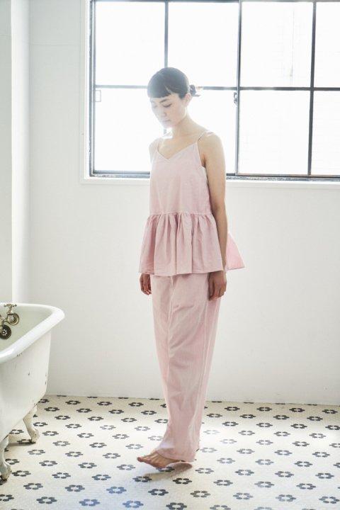 Botanical Dye Camisole〈Cotton Silk〉