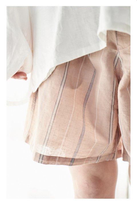Khadi Cotton Short Pants