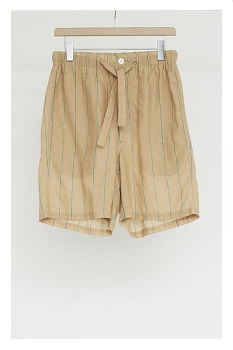 Khadi Cotton Pajama Short Pants