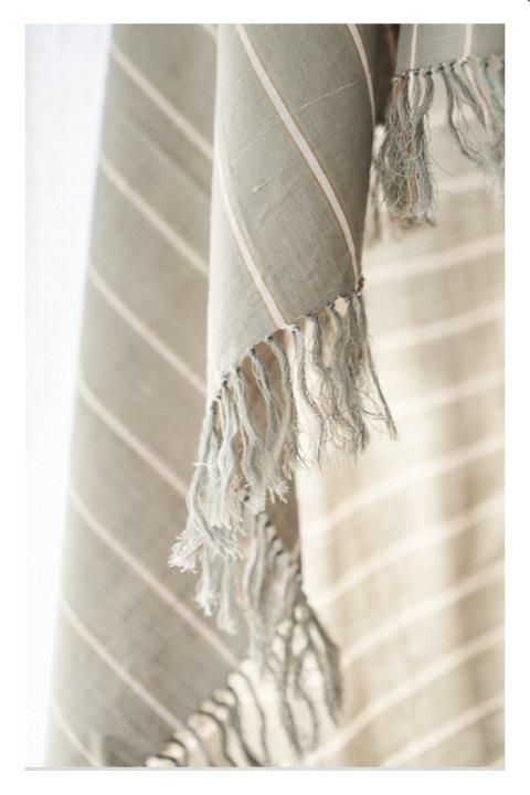 Silk Slab Cotton Stole
