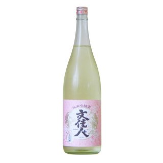 文佳人(ぶんかじん) 純米吟醸 土佐麗(とさうらら)  1800ml
