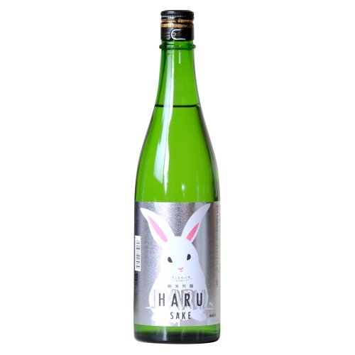 寒紅梅 純米吟醸 春のうさぎ 720ml