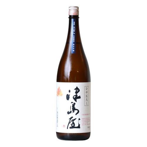 津島屋 純米吟醸 美山錦 瓶囲い 1800ml