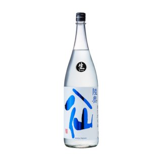 陸奥八仙(むつはっせん) ヌーボー 特別純米 無濾過生原酒 おりがらみ 1800ml
