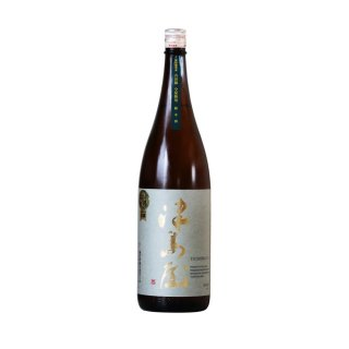 津島屋外伝 契約栽培米山田錦 純米 瓶囲い 2020 720ml