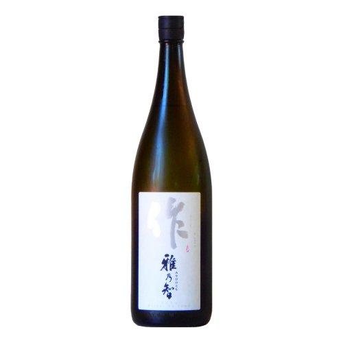 作(ざく) 雅乃智(みやびのとも) 純米吟醸 1800ml