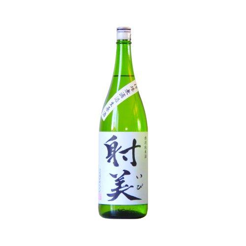 射美(いび) 特別純米 無濾過生原酒 720ml
