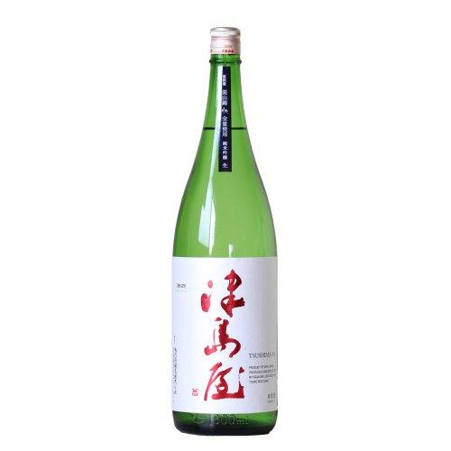 津島屋 純米吟醸 美山錦 無濾過生原酒 1800ml