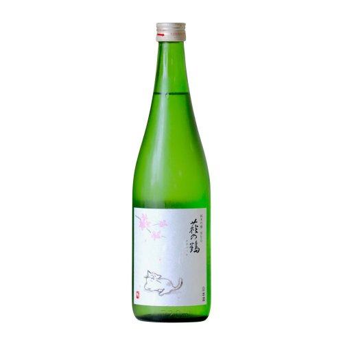 萩の鶴 純米吟醸 さくら猫ラベル 720ml