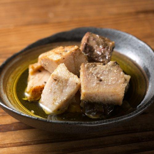 黒潮オイルのごろっとマグロ (缶詰) 黒潮町缶詰製作所 [無添加おつまみ] ※日本酒と同梱可