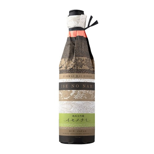 イセノナミ 純米大吟醸 750ml (清水清三郎商店)