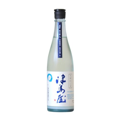 津島屋 「夏霞(なつがすみ)」純米吟醸 美山錦 うすにごり 生 720ml
