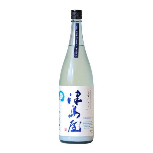 津島屋 「夏霞(なつがすみ)」純米吟醸 美山錦 うすにごり 生 1800ml
