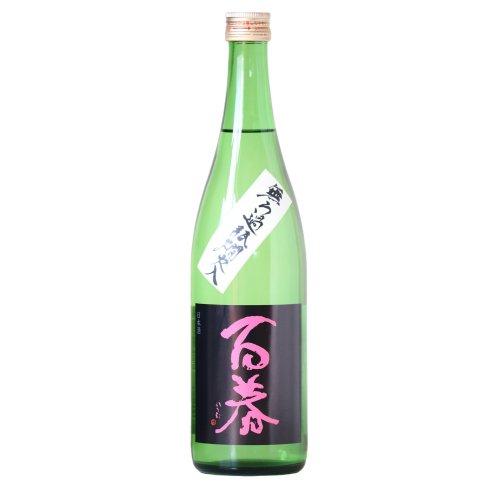 百春(ひゃくしゅん) 純米吟醸 美濃錦 18号 直汲み 720ml