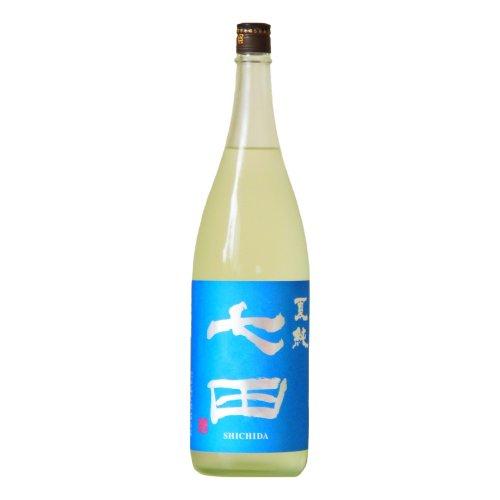 七田 夏純 純米酒 1800ml