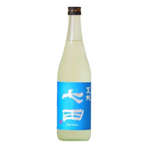 七田 夏純 純米酒 720ml