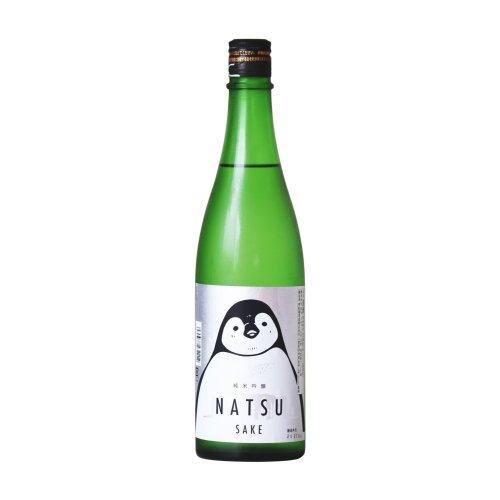 寒紅梅 純米吟醸 NATSU ペンギンラベル 720ml
