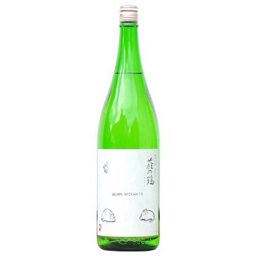 萩の鶴 純米吟醸 別仕込 猫ディスタンス 1800ml