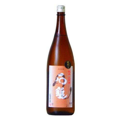 【うなぎ専用】石鎚 純米 土用酒 1800ml