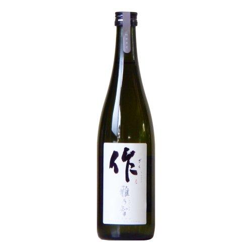 作(ざく) 雅乃智(みやびのとも) 純米吟醸 720ml
