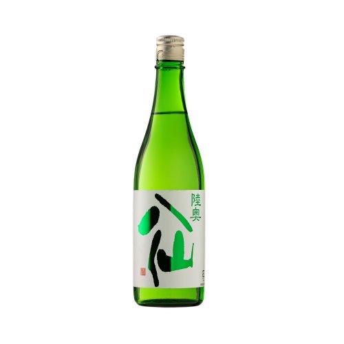 陸奥八仙(むつはっせん)  緑ラベル 特別純米 ひやおろし 720ml