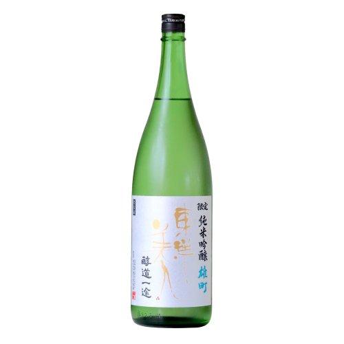 東洋美人 醇道一途(じゅんどういちず) 限定純米吟醸 雄町 1800ml