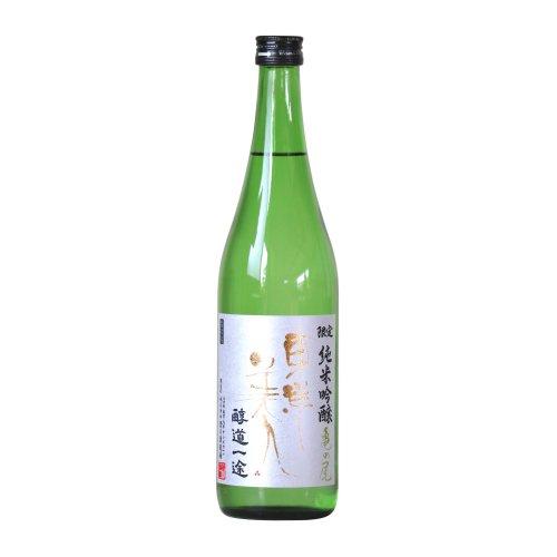 東洋美人 醇道一途(じゅんどういちず) 限定純米吟醸 亀の尾 720ml