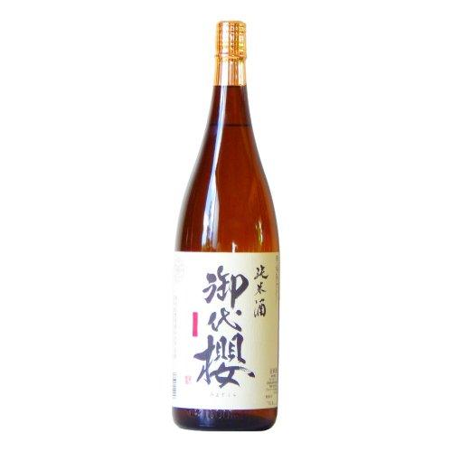 御代櫻 醇辛純米酒 1800ml