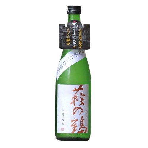 萩の鶴 特別純米 美山錦 10号 マイナス5℃熟成 720ml