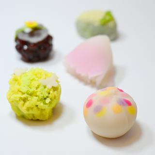 季節の和生菓子