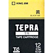 テプラテープ TC12Y