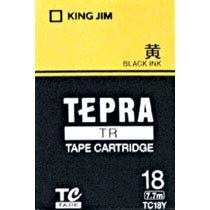 テプラテープ TC18Y