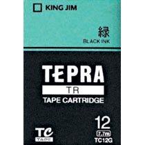テプラテープ TC12G