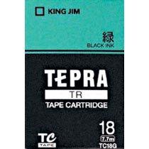 テプラテープ TC18G