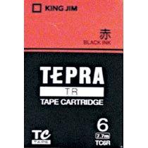 テプラテープ TC6R
