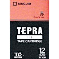 テプラテープ TC12R
