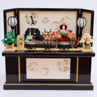 雛人形 小出松寿作 京12番 古今雛 収納セット
