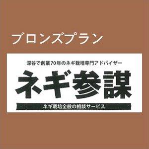 【クレジットカード決済専用】ONLINEネギ参謀 ブロンズプラン月額会員料金