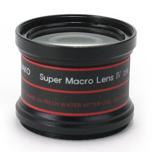 [A30002]<br>AQUAKO<br>スーパーマクロレンズIV<br>