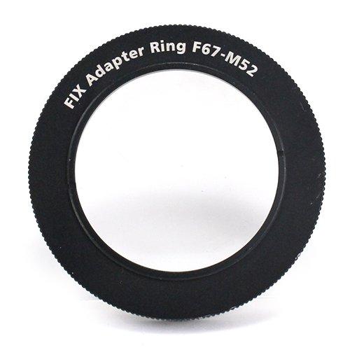 [A30068]<br>FIX アダプターリングF67-M52<br>