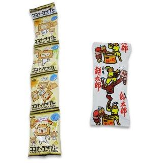4P(内1)ココナッツサブレ  /  餅太郎(1個)【学】
