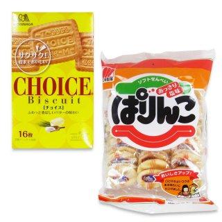 7袋入(内1)チョイス  /  18袋入(内1)ぱりんこ 【学】