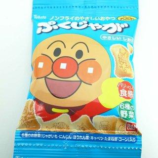 東ハト アンパンマン ぷくじゃが 4P  (15個入) スナック菓子【学】【幼】