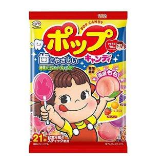 不二家  ポップキャンディ (6個入) 【学】【幼】